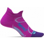 Feetures! Elite Light Cushion No-Show Orchid Blue Lagoon