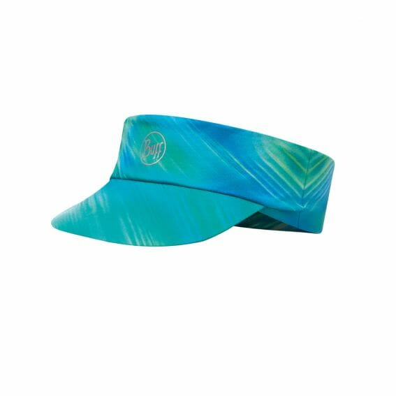 Buff - Pack Run Visor - R-Shining Turquoise - Buff Pack Run Visor